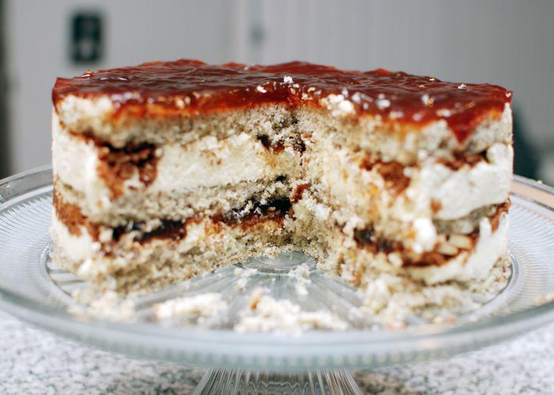 Balthazar Cake Recipe