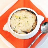Balthazar French Onion Gratinée
